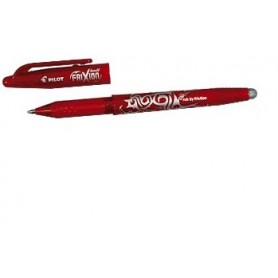 Roller Effacable Frixion Rouge - Pilot