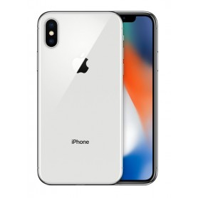 Apple Iphone X 64go Siver Reconditionne Grade A+