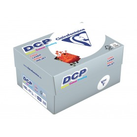 Clairefontaine DCP - Papier ultra blanc - A4 (210 x 297 mm) - 160 g/m² - 250 feuille(s)