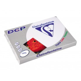 Clairefontaine DCP - Papier ultra blanc - A3 (297 x 420 mm) - 160 g/m² - 250 feuille(s)